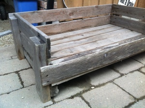 Wooden Box for inspiration