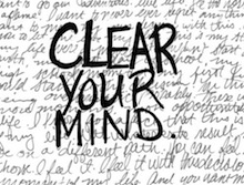 facebook rip - clear your mind