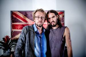 World Wide Wave - Daniel Pinchbeck and Russell Brand