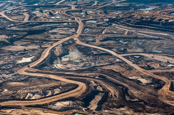tar sands - no pipeline